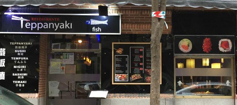 Restaurante Teppanyaki en Madrid