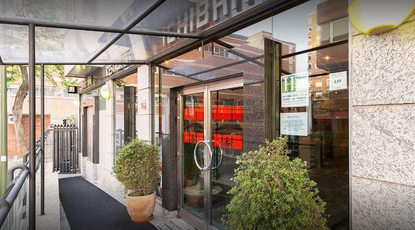Restaurante Japones Ichiban en Madrid